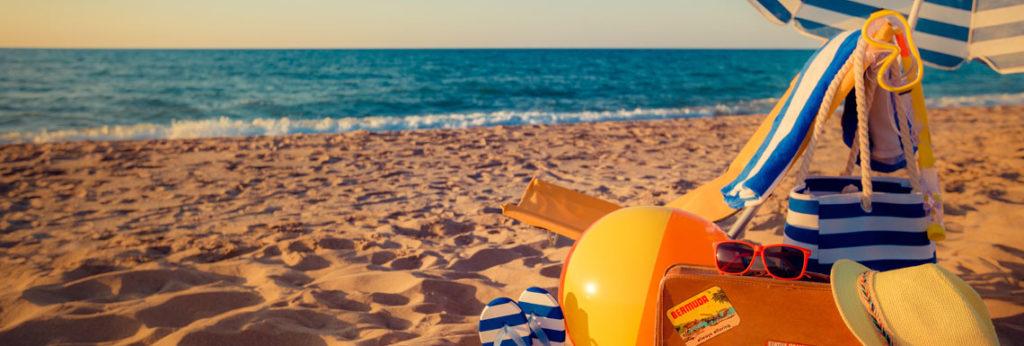 Die besten Werbeideen für Sonne, Strand und Meer