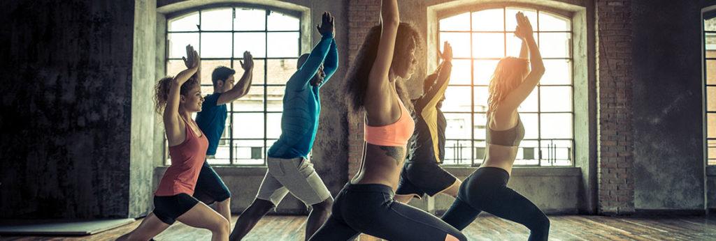 Werbeideen rund um das Fitnessstudio
