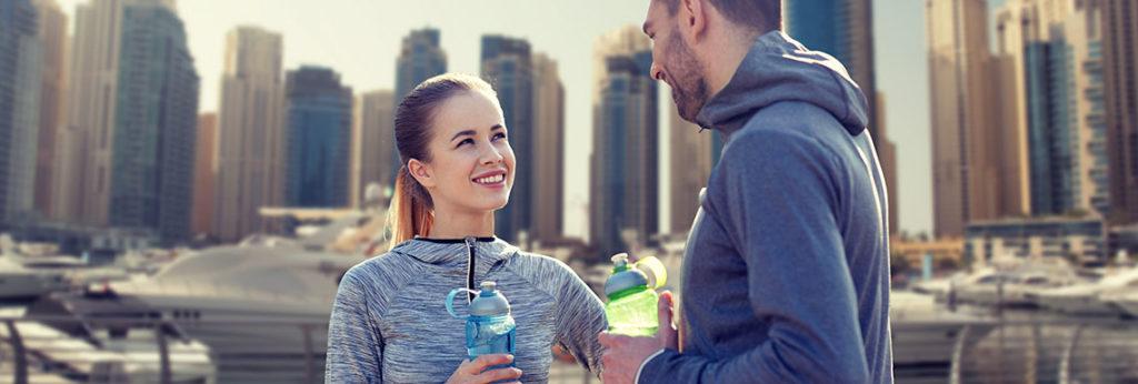 Sportliche Werbeartikel – Fitness Fans mit Werbemitteln als Kunden gewinnen