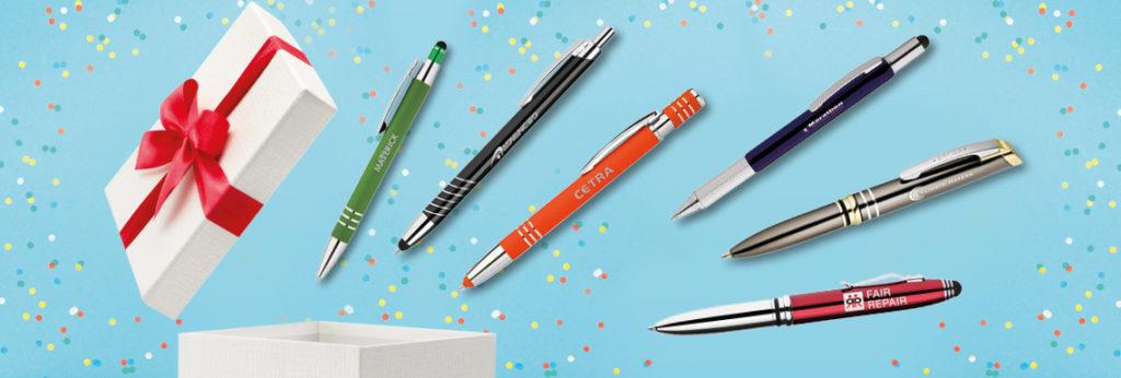 Warum Kugelschreiber die beliebtesten Werbemittel sind