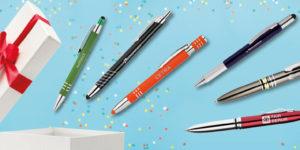 Warum Kugelschreiber das beliebteste Werbemittel sind