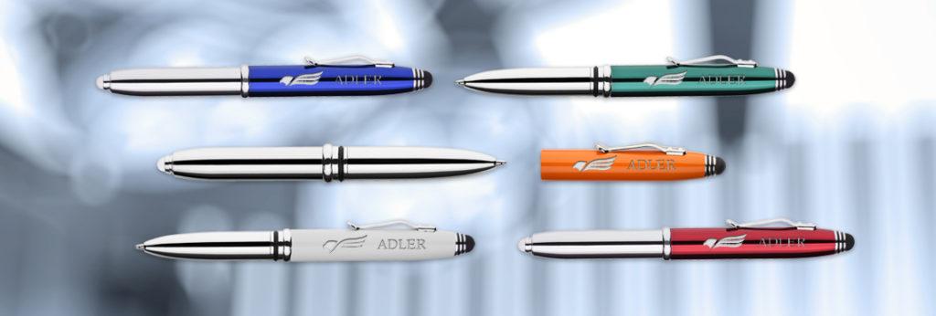 Kugelschreiber als Werbegeschenke: 5 Werbeideen rund um die beliebten Schreibgeräte